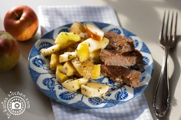 Apfel-Kartoffelsalat